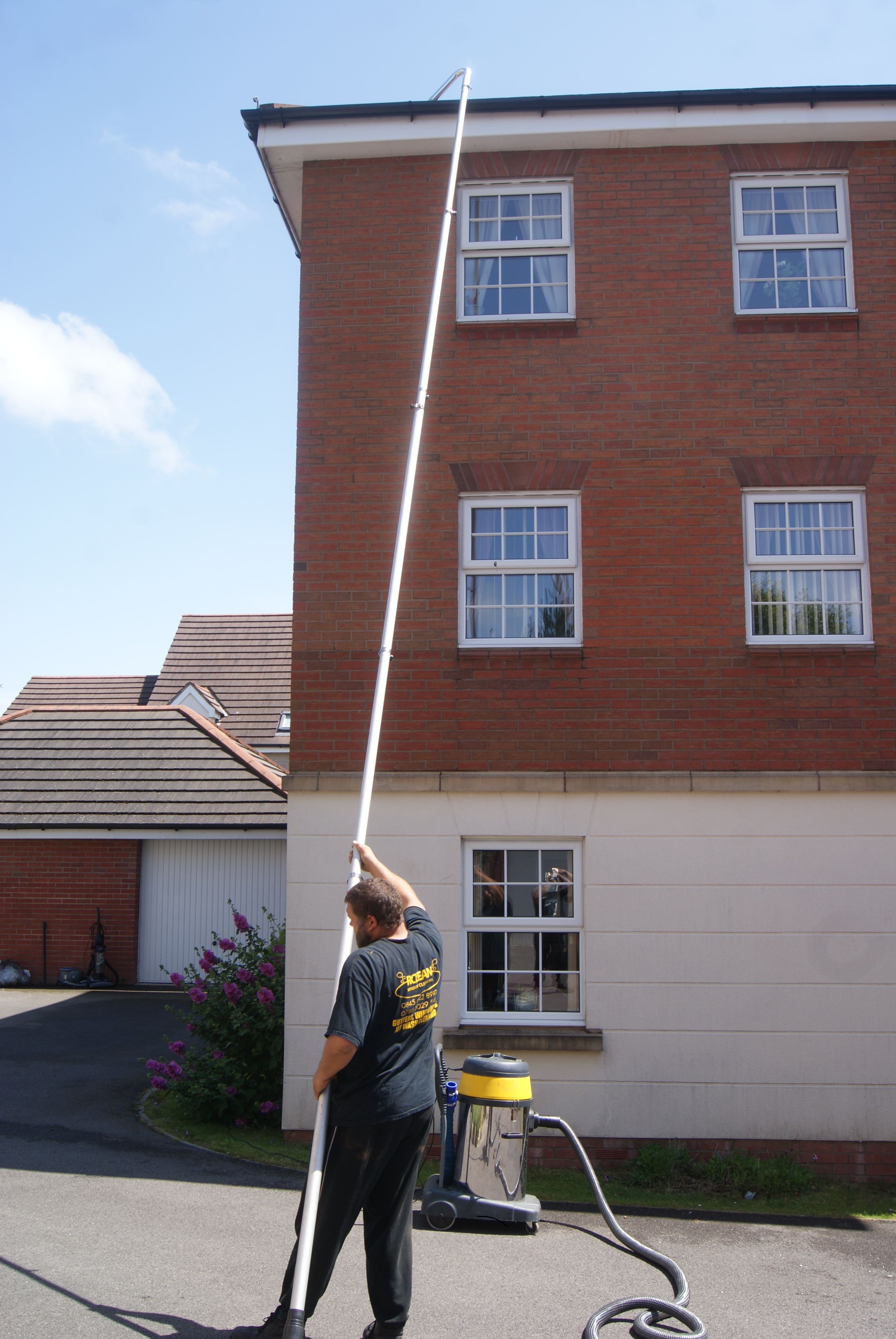 Gutter Cleaning Swansea Rcleanwales Window Cleaners